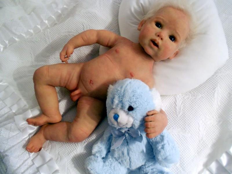 echte baby